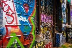 DSC01940-1 (De Hollena) Tags: colour amsterdam graffiti colourful bunt kleurrijk