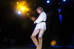 Diamondback Annie (This is Awkward) Tags: nyc newyorkcity starwars dance costume cosplay performance violin nightlife performanceart cabaret lukeskywalker performer drom diamondbackannie starwarscosplay dromnyc asianburlesque asianburlesquespectacular