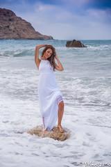 Diosa Griega (josmanmelilla) Tags: retratos modelos sony melilla mar mis alora malaga