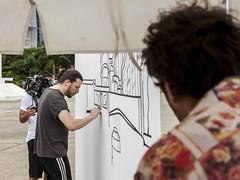 F20160227_123244_q03 (Fabiano Zig) Tags: leandrospet milkman chevrolet onix comercial carro dragonqueen equipe makingof artista grafiti memorial amricalatina brasil