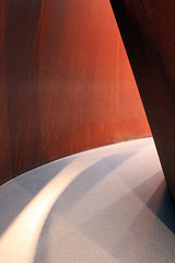 Curved (JB by the Sea) Tags: sanfrancisco california sfmoma financialdistrict publicart sequence richardserra sanfranciscomuseumofmodernart june2016