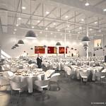 La Halle format Repas/Gala