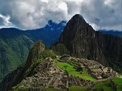 The Beauty of Machu Picchu (Henry Zou) Tags: peru machu picchu machupicchu cusco aguas calientes unesco world heritage site ruins inca incan ancient historic history cloud forest nature architecture exotic mystery vacation travel destination