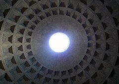 The Pantheon, Oculus