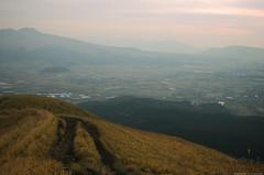 ASO # 7 (f l a g e o l e t) Tags: travel autumn japan dc nikon f14 sigma kumamoto d7000 hsm 30mm