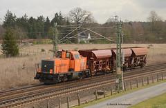 BBL 15 (vsoe) Tags: railroad train germany engine eisenbahn railway bahn freighttrain züge niedersachsen güterzug langwedel güterzugstrecke