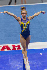 Utah vs Michigan-2015-013 (fascination30) Tags: michigan gymnastics redrocks universityofutah utes tamronsp70200f28divcusd