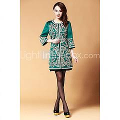 dlbn женской одежды ол вышивки платья