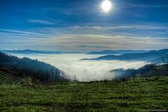 2015_Monferrato-Langhe-01 (7K1_8021H) (davidemartini) Tags: above sky panorama cloud sun fog landscape nikon nuvole over piemonte cielo nebbia piedmont hdr langhe monferrato sopra 1685 d7100