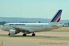 Air France F-GRHB @ Marseille Provence Airport 13-06-2014 (Nabil Molinari Photography) Tags: fgrhb airbus a319111 985 cfm565b5p air france 1999 dd 31899 3944e1 viewdavyo ff 3599 industrie current lfml marseille mrs marignane provence airport