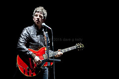 Noel Gallagher (Dave G Kelly) Tags: ireland musician music dublin concert tour gig band venue noelgallagher highflyingbirds davegkelly noelgallaghershighflyingbirds nghfb 3arena