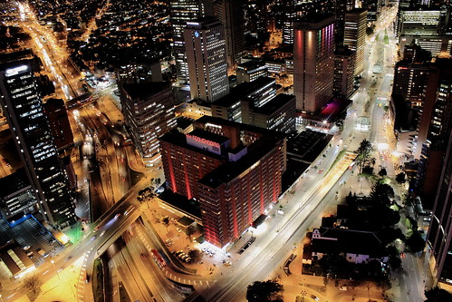 Bogotá - Torre Colpatria (Vagamundos) Tags: