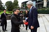 Secretary Kerry Greets Chinese Foreign Minister Before Bilateral Meeting Amid Iranian Nuclear Negotiations in Switzerland (U.S. Department of State) Tags: switzerland iran lausanne johnkerry p51 wangyi irantalks