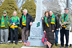 Members of the Donegal Association