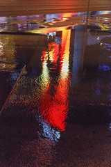 Las Vegas Strip - Water Main Break