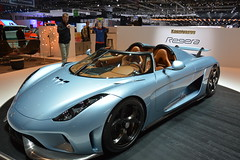 Koenigsegg Regera (Urs Viktor) Tags: geneva international autosalon koenigsegg genf regera