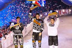 2015 Red Bull Crashed Ice Edmonton