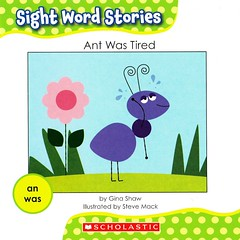 Ant Was Tired (Vernon Barford School Library) Tags: new school fiction bug insect reading book high reader library libraries ant reads insects books super bugs read paperback cover ants junior novel covers bookcover pick middle vernon quick recent picks qr bookcovers paperbacks novels fictional readers readingmaterial barford stevemack softcover quickreads quickread readingmaterials sightwords vernonbarford softcovers sightword ginashaw superquickpicks superquickpick sightwordsstories 9780545343619