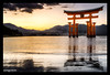 ≋ The great torii of Itsukushima Shrine ≋ (Alexander.W.Photography) Tags: world travel summer travelling nature japan landscape japanese ancient niceshot view ngc culture buddhism best hiroshima miyajima national 日本 nippon tradition shinto inspire japon 厳島神社 geographic nihon japani itsukushima 2014 japón 広島 일본 honshu shintoism 2015 日本三景 日本国 宮島町 本州 nikond610