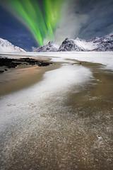 somnis trencats (tofercu) Tags: canon landscape noruega nit paisatge 2015 flakstad auroraboreal tonifernandez 5dmarkiii illeslofoten