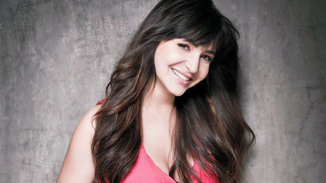 Anushka is placed on the non-veg no