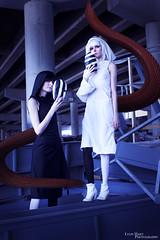Kurona & Nashiro - Tokyo Ghoul (Lyon Hart Photography) Tags: anime nerd tokyo geek cosplay manga cosplayer root ghoul yasuhisa nashiro animematsuri cosplaygirl kurona cosplayphotography animematsuri2015