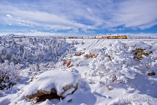 Snowy Sherman Hill