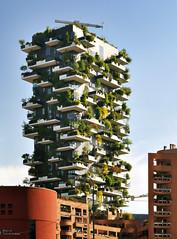 Bosco Verticale / Stefano Boeri (Burçin YILDIRIM) Tags: green balcony highrise housing balcon stefano verticale bosco boeri stefanoboeri boscoverticale verticalforest milanmilanoitalytraveleuropearchitekturarchitecturebuildingmodernarchitecturemodernarquitecturacontemporaryarchitecturemimariarchitectuurarchitecturalphotography
