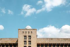 Radar (doelemanrobert) Tags: city trip travel berlin germany airport manmade flughafen stad duitsland tempelhof berlijn ehemaliger robertdoelemancom