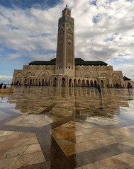 Hassan II mosque, Casablanca (macloo) Tags: architecture islam mosque morocco casablanca hassanii
