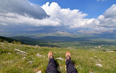 Kijevski Bat (1206 m), Kozjak (Hrvoje aek) Tags: mountain nature landscape hiking croatia priroda hrvatska planinarenje planina dinara kozjak pejza sinjal velikikozjak d3300 kijevskibat