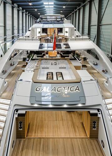 Heesen Yachts Galactica Super Nova