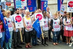 Bursary or Bust June 2016 - 07 (garryknight) Tags: london march student education rally protest samsung nurse tuition lightroom bursary nx2000 ononephoto10 bursaryorbust