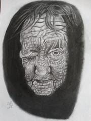 GUIOGUIO (Roswitha texera) Tags: vida dibujo realismo lpiz artstico guio hiperrealismo