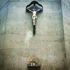 Faith (Bim Bom) Tags: germany cross religion saarlouis saar jesuschrist christianism