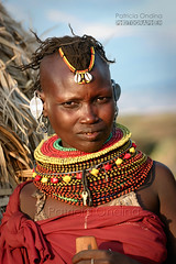 Turkana woman, North Kenya - Femme turkana, Nord Kenya (Patricia Ondina) Tags: people collier necklace beads kenya tribal tribe personne ethnicity tribu perles turkana ethnie northkenya natgeofacesoftheworld nordkenya lacdejade lacrudolph kenyanethnie ethniedukenya