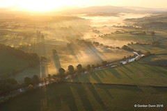IMG_1195 (ppg_pelgis) Tags: ireland summer sunrise landscape flying northern ppg arial tyrone omagh notadrone