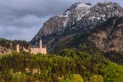 Neuschwanstein Castle (Josiane .) Tags: castle nature germany landscape nikon europe d750 neuschwanstein fussen tamron70200