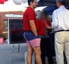 4th of July ASS (DiegoHans) Tags: ass but bubblebutt male sexy candid shorts bulge