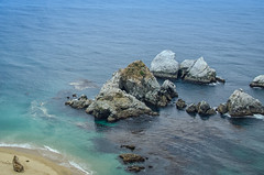 """""""A Slice of Sea"""" (23 Photography by Sharon Farrell) Tags: partingtonpoint partingtoncove bigsur montereycounty pfeifferbeachstatepark california californiahighway1 pacificocean"""