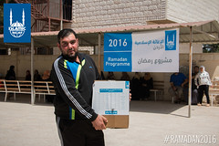 Islamic Relief Ramadan program in Jordan