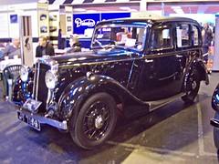 201 Lanchester Eleven (1937) (robertknight16) Tags: 1930s british eleven daimler lanchester nec2013 jt7196