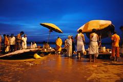 luminious (Abhishek sengar) Tags: light sunrise devotion pure ganges sprit