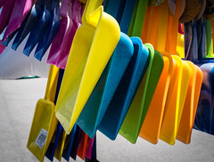 Happy Hour 4 (S's images) Tags: plastic multi bucket spade bognor regis summer esplanade