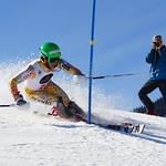 Sam Kirshenblatt at Red Mountain Keurig Cup GS PHOTO CREDIT: Derek Trussler