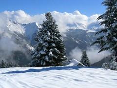 Guzet (Ariège) (PierreG_09) Tags: ski neige pyrénées pirineos ariège ustou guzet couserans