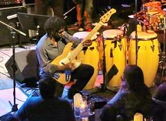 Bass Guitar Solo (sea turtle) Tags: drums drum bass guitar percussion jazz bassguitar chriscoleman jazzalley davidsanborn andreberry dimitrious dimitriousjazzalley pacificjazzinstitute ramonislas