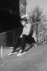 Adam Brycki (Mat_Scott) Tags: adam canon skateboarding bs smith iso skatepark f skate 28 40mm colm stretton fakie oille