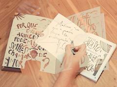 Lançamento de 'Segundo - Eu Me Chamo Antônio' em Recife (Americo Nunes) Tags: gabriel me book hand eu double pedro exposition livro antonio editora ilustração ilustration mão dupla exposição chamo intrínseca américonunes eumechamoantonio