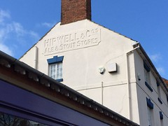 Photo of Ghost sign, Horsemarket, Kettering